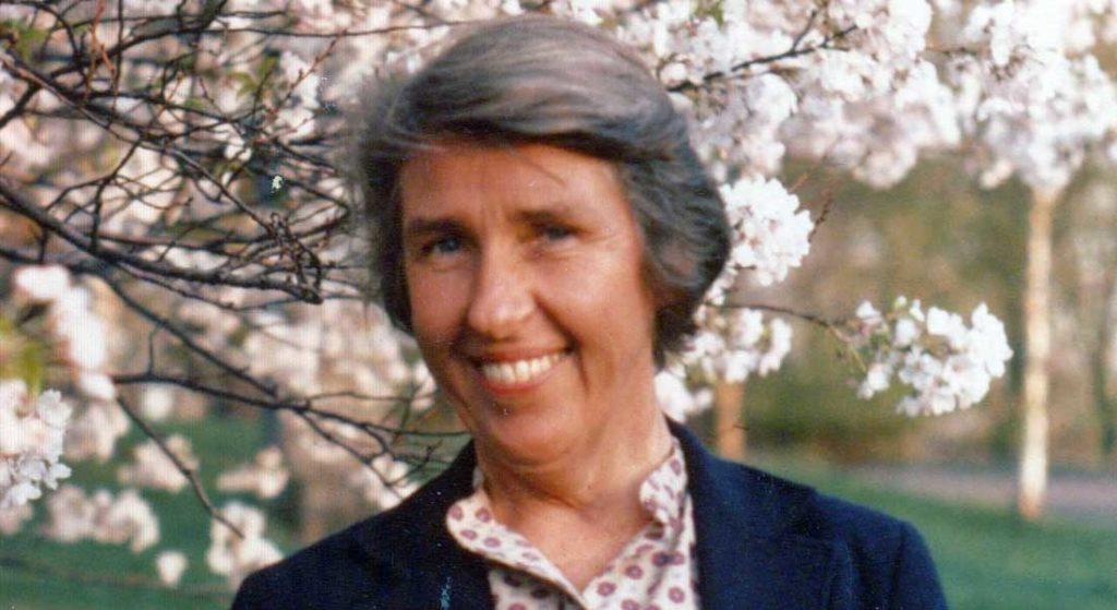 Julie P. Nicholson megayacht charter broker her favorite photo of herself