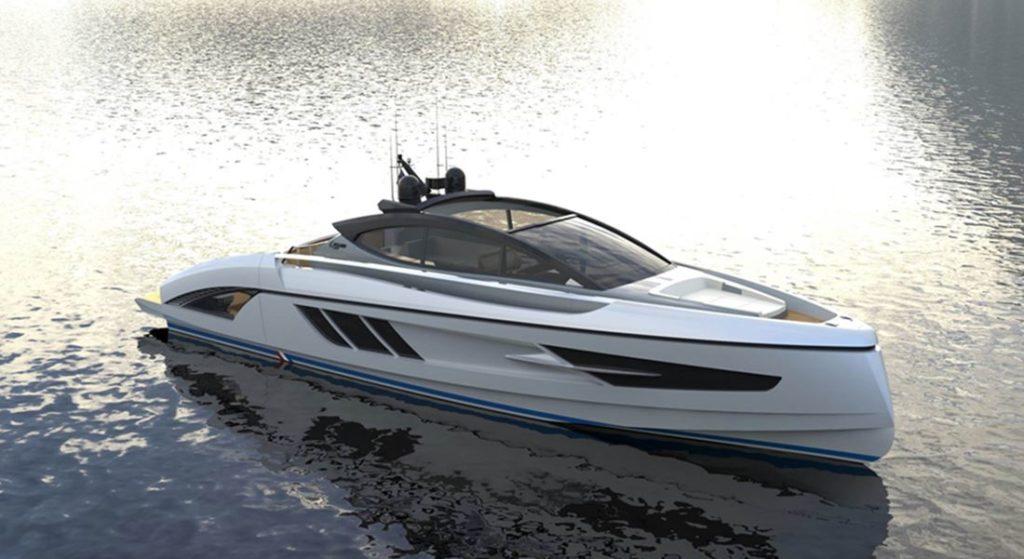 Lazzara Yachts builds megayachts and this new Lazzara 65