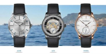 Horizon watches superyacht timepieces designed by ThirtyC