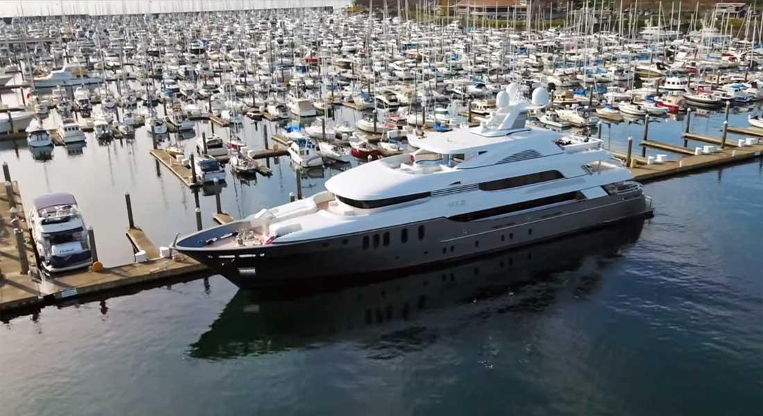 Delta Marine's MLR in Seattle: Sunday Superyacht Video