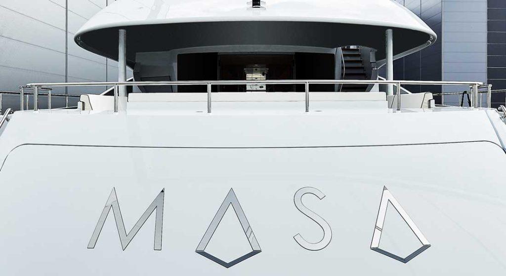 Heesen megayacht Masa launched April 5