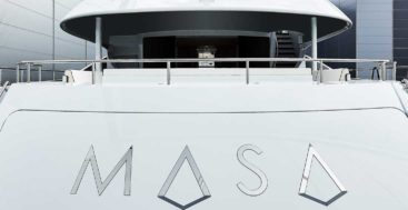 Heesen megayacht Masa launched April 5