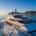 ISA Yachts megayacht Agora III
