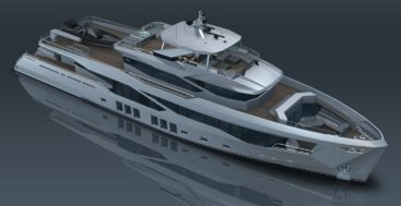 Numarine 45XP megayacht