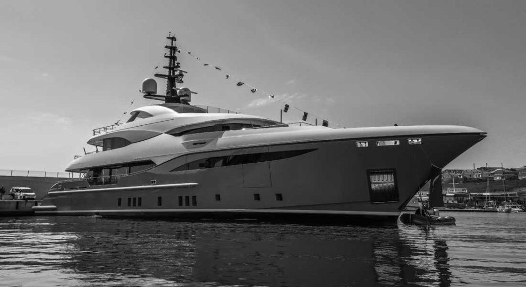 Lilium is the second Bilgin 156 megayacht