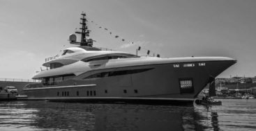 Lilium is the second Bilgin 156 megayacht