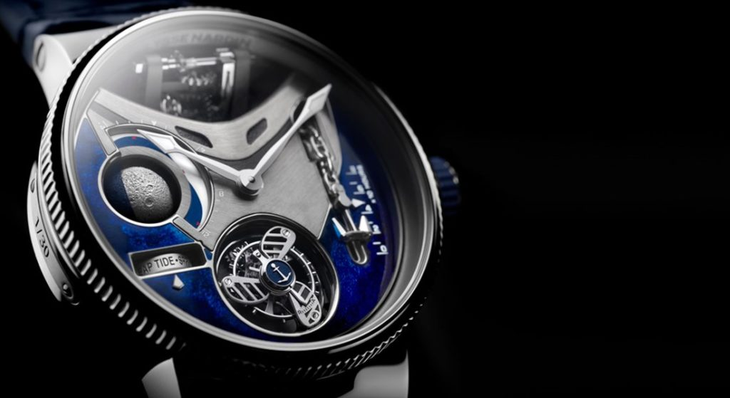 Ulysse Nardin Marine Mega Yacht Watch for megayacht enthusiasts