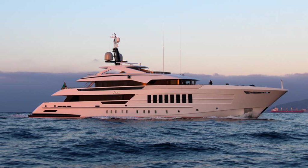 Heesen Yachts has delivered the megayacht Vida