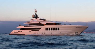 Heesen Yachts has delivered the megayacht Vida