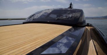 the Otam 85 GTS megayacht launched ahead of schedule