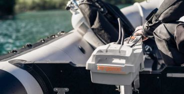 A possible leak in the housing for Torqeedo outboard motor batteries means you could be at risk for a fire