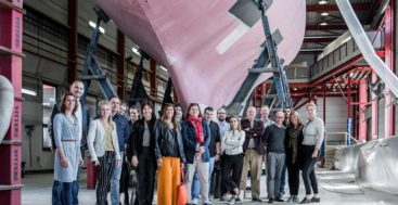 we visited the superyacht builder Vitters Shipyard in May 2019
