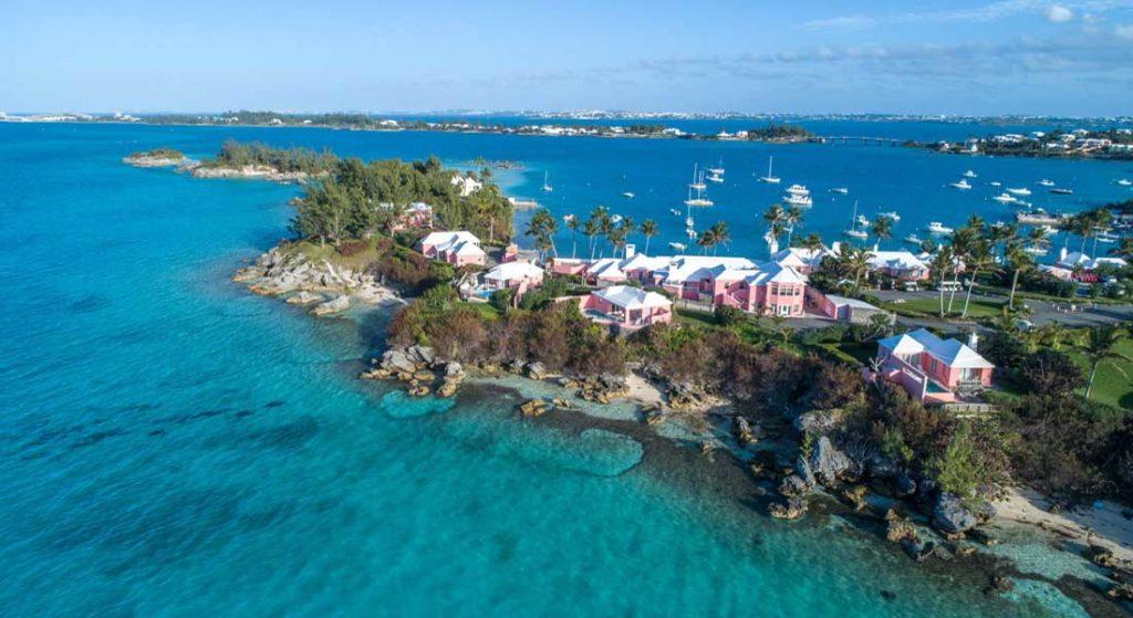 superyachts cruising Bermuda have new regulations to make things easier