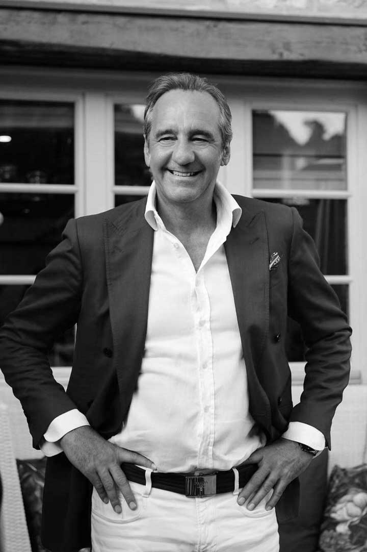 Marcello Maggi is the new president and sales and marketing director for Wider Yachts