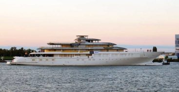 the megayacht Oceanco Y719 should be done in 2020