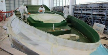 Amer Yachts is abandoning fiberglass superyacht construction in favor of Filava
