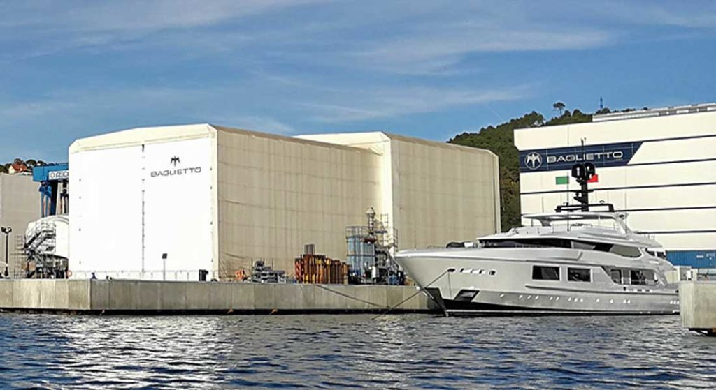 Yacht Broker Alleges Unpaid Commission by Client and Baglietto in