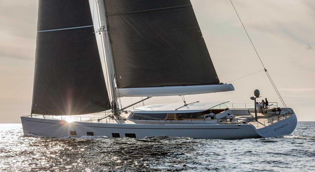Canova Concluding Sea Trials