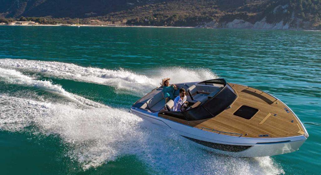Nerea Yacht's NY24 Deluxe megayacht tender