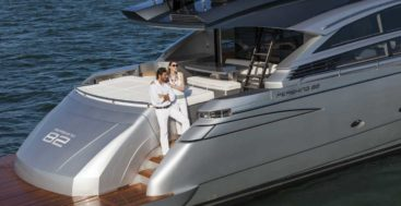 Lauderdale Marine Center now services megayachts from Pershing and other Ferretti Group brands in a dedicated workshop