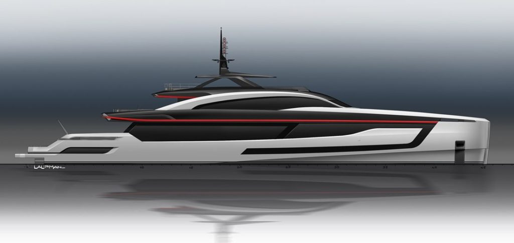 Heesen signed the superyacht Project Skyfall