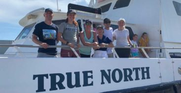 yachting's Hurricane Dorian fundraising effort involves the vessel True North and multiple megayacht associations