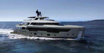 RSY 38M EXP megayacht