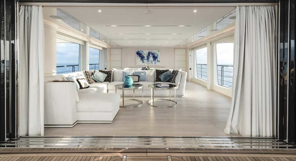 Taboo of the Seas is the latest Maiora megayacht