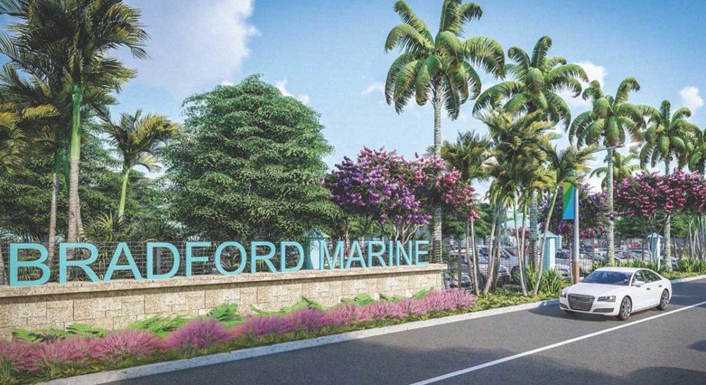 Bradford Marine renovations will transform the megayacht facility