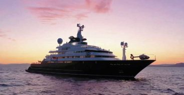 a day aboard Octopus is an extraordinary superyacht experience