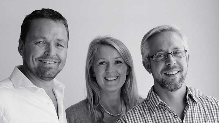 the Harrison Eidsgaard superyacht design studio directors include Ben Harrison