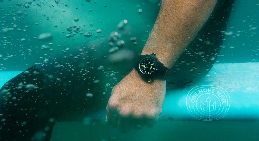 One More Wave Diver Watch From Ulysse Nardin Benefits Veterans in Need