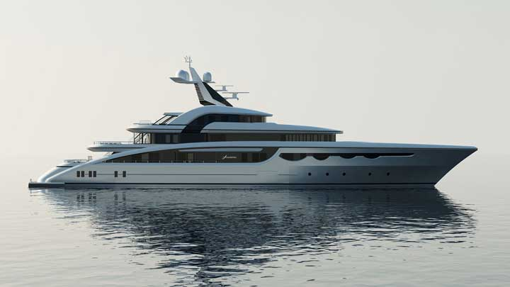 Soaring is a superyacht coming from Abeking & Rasmussen in spring 2020