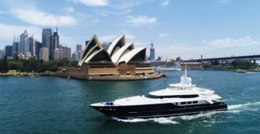 Foreign-flagged superyachts can charter in Australia