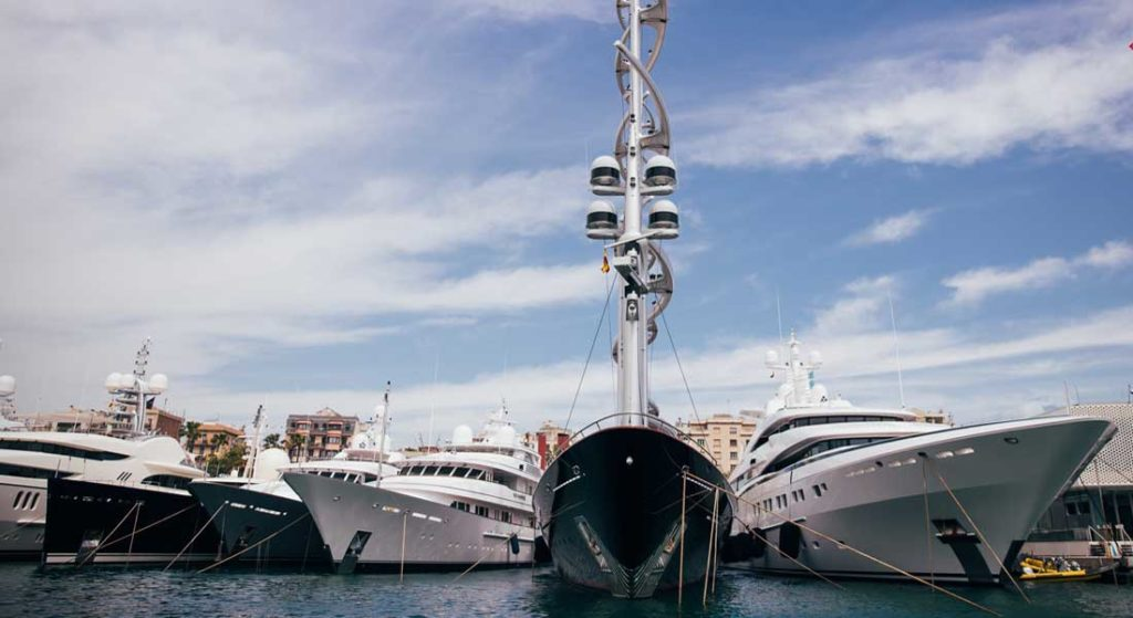 The Superyacht Show Palm Beach is coming in March 2020