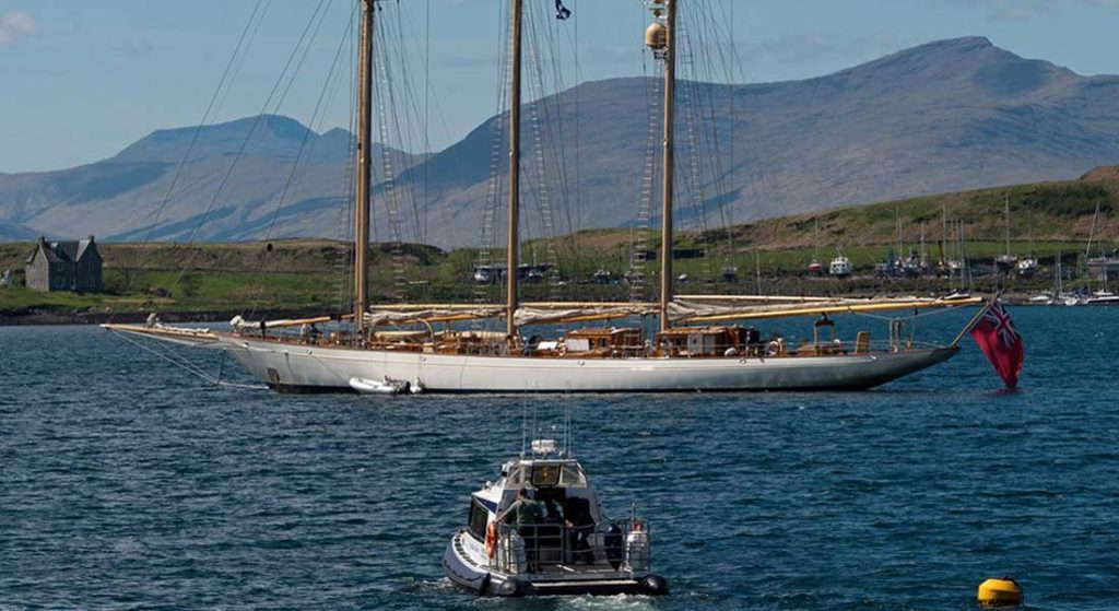 Jaime Botin, the owner of the superyacht Adix, was found guilty of smuggling a Picasso out of Spain