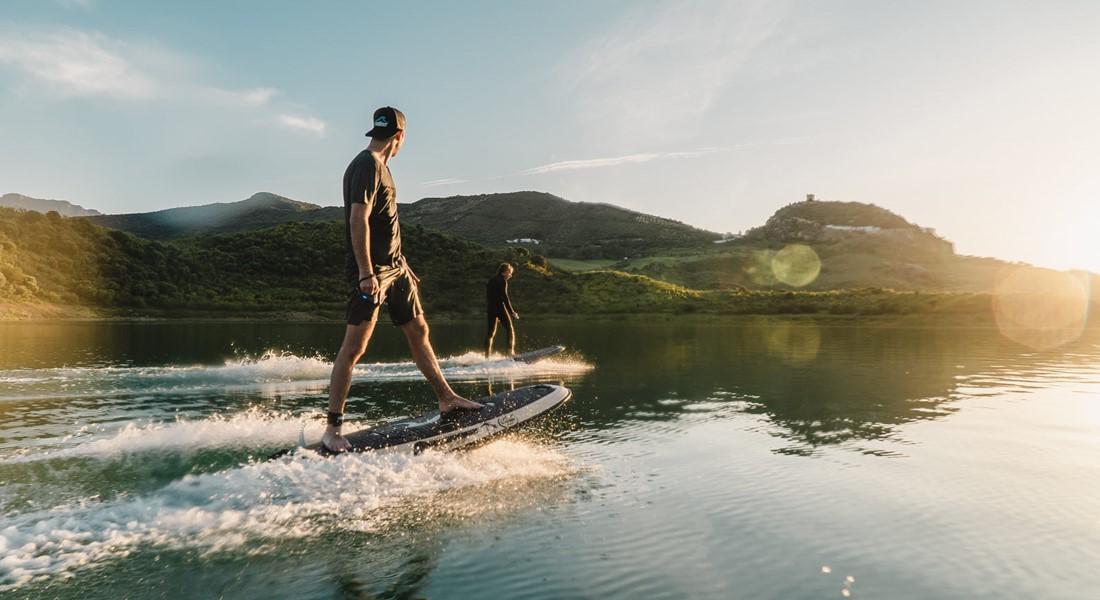 Radinn Freeride Electric Jetboards Are Rad Watertoys
