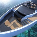 the Sunseeker 100 Yacht is a new megayacht launching in 2021