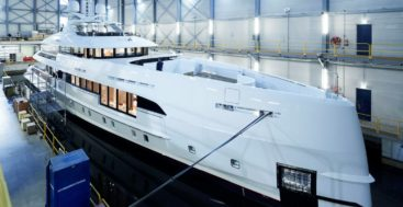 Project Electra is the first Heesen launch of 2020