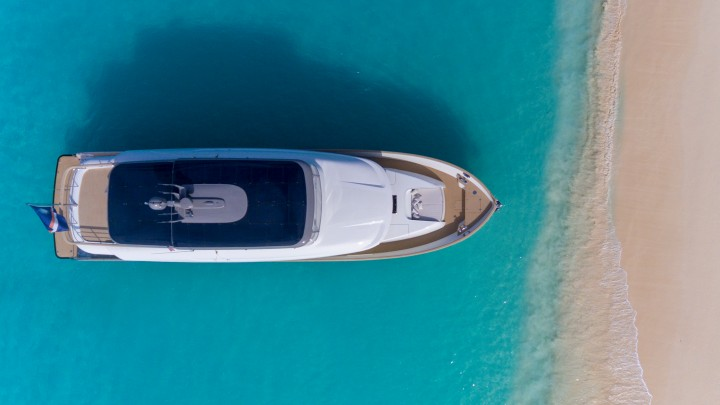 the LeVen 90 is a smaller superyacht with big-yacht thinking