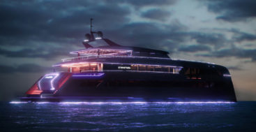 the 49M Sunreef Power will be the largest megayacht made in Poland