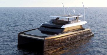 the 80 Sunreef Power joins the Sunreef Eco Yachts megayacht lineup