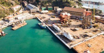 the family behind Gruppo Antonini created Antonini Navi for building megayachts