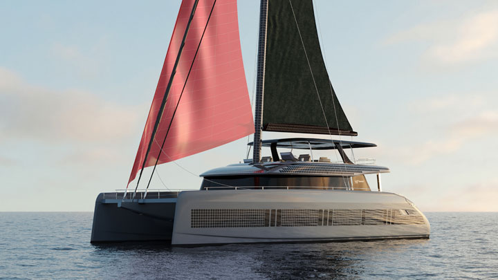 the Sunreef Eco Yachts range will include the 80 Sunreef sailing superyacht and even larger projects