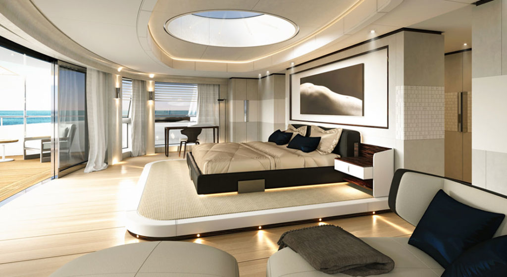 Inside the First Sanlorenzo 62 Steel, a Megayacht Coming This Fall