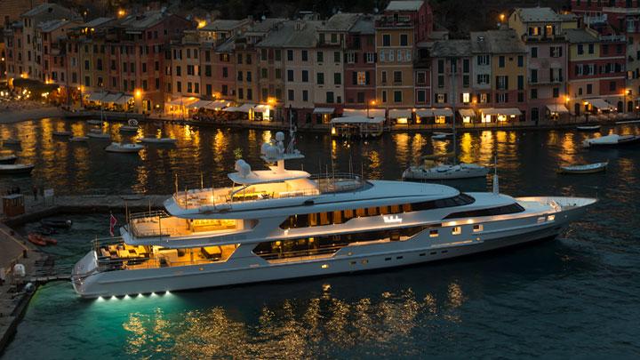 Below Deck Mediterranean season five takes place aboard the superyacht The Wellesley