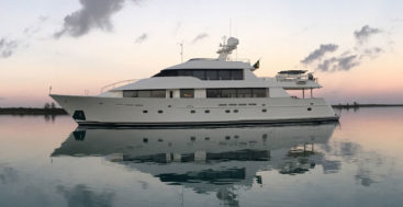 hull number nine of the original Westport 130 megayacht series sold in 2020