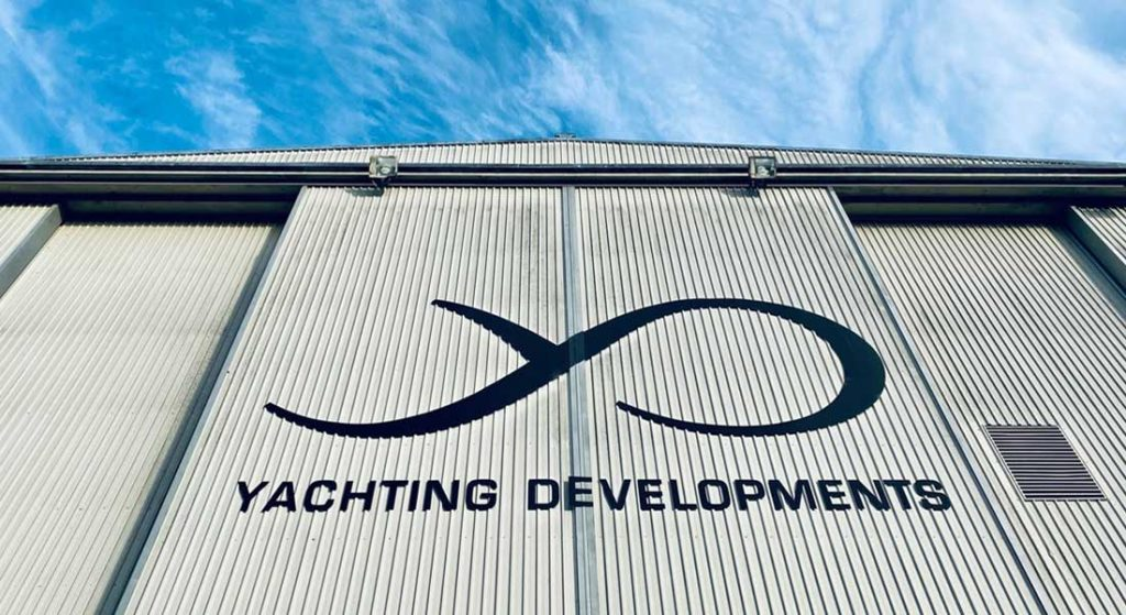 Yachting Developments is one international superyacht shipyard impacted by the coronavirus pandemic