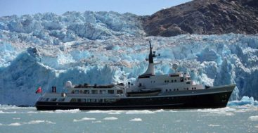 Alaska is among superyacht destinations high on the visit list