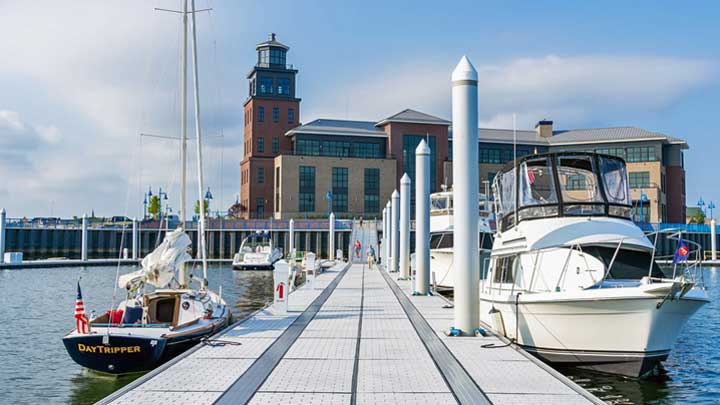 Bridgeport Harbor Marina intends to attract megayachts in particular